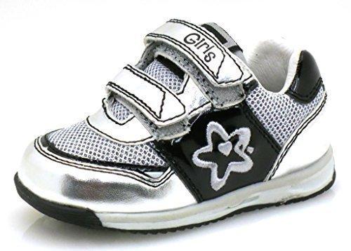 Primigi Fille Chaussures Noir 20 Mädchensneaker a71rwqa