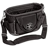 Klein Tools 58890 Polyester 17-Pocket Tool Tote with Shoulder Strap