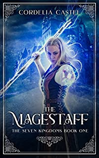 The Magestaff by Cordelia Castel ebook deal