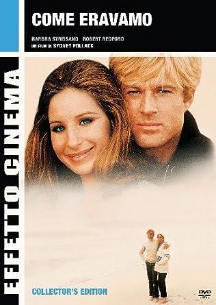 Come Eravamo Ce Italian Edition Amazon Ca Marvin Hamlisch Viveca Lindfors Robert Redford Barbra Streisand Sydney Pollack Dvd