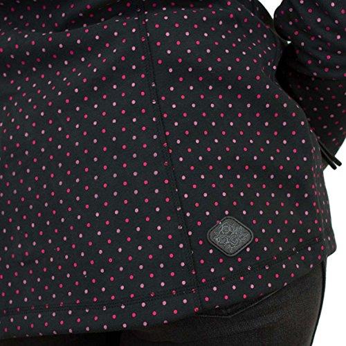 Ragwear Giacca Black Piumino Ragwear Piumino Giacca Donna Donna Black aUEwCqnB