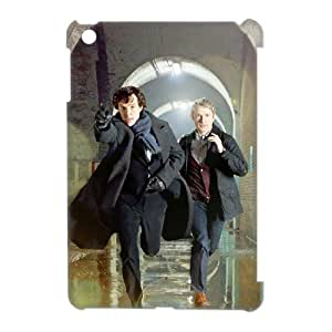 YYCASE Sherlock Pattern 3D Case for iPad Mini