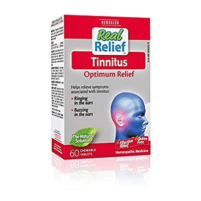 Real Relief Tinnitus, 60 tabs