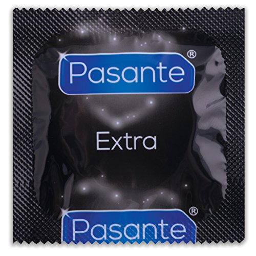 Pasante Extra Safe Condoms 144 Pack