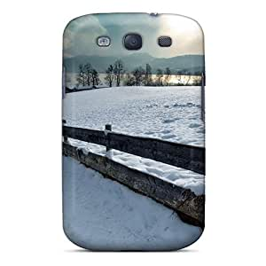 Durable Galaxy S3 Tpu Flexible Soft Cases
