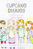 The Cupcake Diaries Collection: Katie and the Cupcake Cure; Mia in the Mix; Emma on Thin Icing; Alexis and the Perfect Recipe
