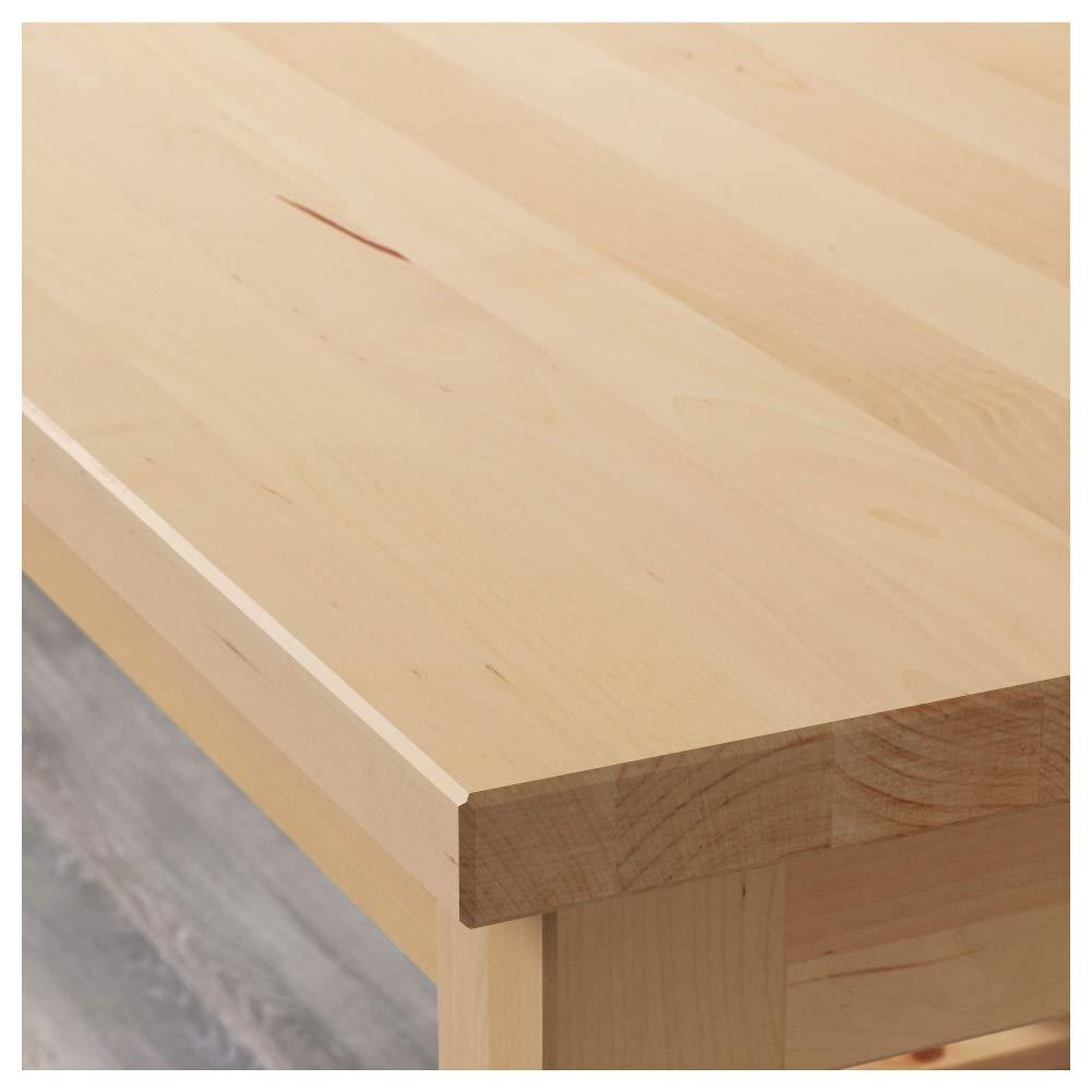IKEA ASIA BEKVAM - Carrito de Cocina, diseño de Abedul: Amazon.es: Juguetes y juegos