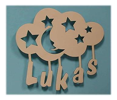 Schlummerlicht24 Babygeschenke Lampe mit Namen des Kindes Kinder ...