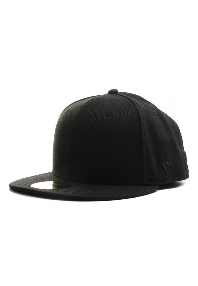 Amazon.com   New Era 9Fifty Plain Blank Snapback Hat Original ... a9bfd741aa10