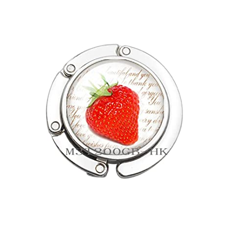 Amazon.com: Perchero de fresa, colgante de fresa, gancho ...