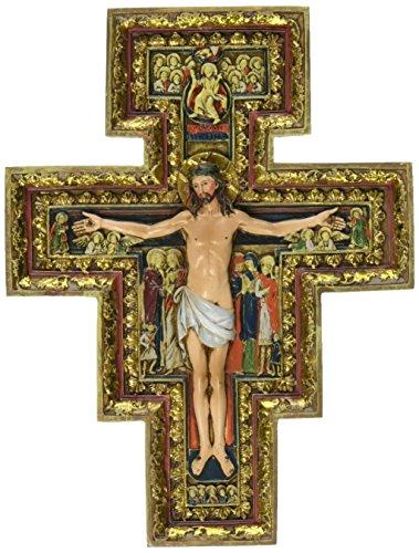 - Renaissance Collection San Damiano Wall Cross