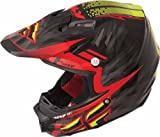 Fly Racing 73-40842X F2 Carbon Andrew Short Replica Helmet