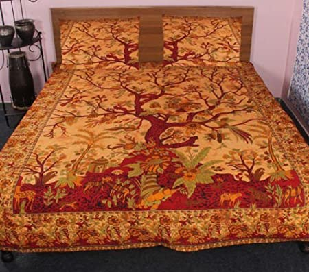 uk duvet mandala doona urban indian cover bedding covers pillow pair outfitters set products new