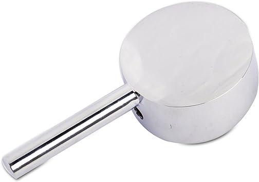 Eastar 35mm Zinklegierung K/üche Badezimmer Mischbatterie Griffe Ersatzhebel Silber