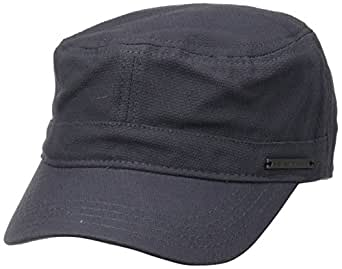 Sean John Men's Textured Military, Grey, One Size