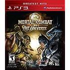 Mortal Kombat vs. DC Universe - Playstation 3