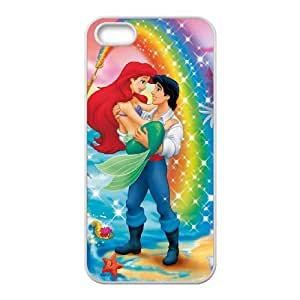 Custom High Quality WUCHAOGUI Phone case The Little Mermaid & Ocean Protective Case For Apple Iphone 5 5S Cases - Case-10
