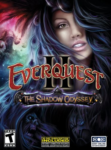 Everquest II The Shadow Odyssey w/Pewter Bear - PC (Bear Pewter)