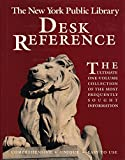 img - for New York Public Library Desk Reference book / textbook / text book