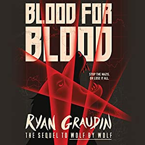 Blood for Blood Audiobook