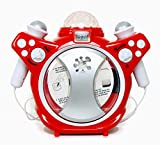 C.Z Kids Karaoke CD Player Listen or Sing Along to Your Favourite Songs