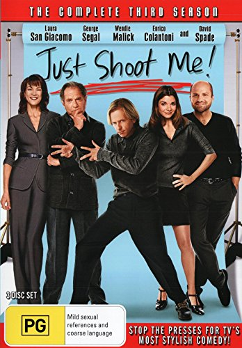 just shoot me season 4 - 5