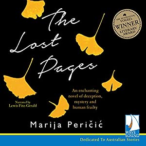 The Lost Pages Audiobook