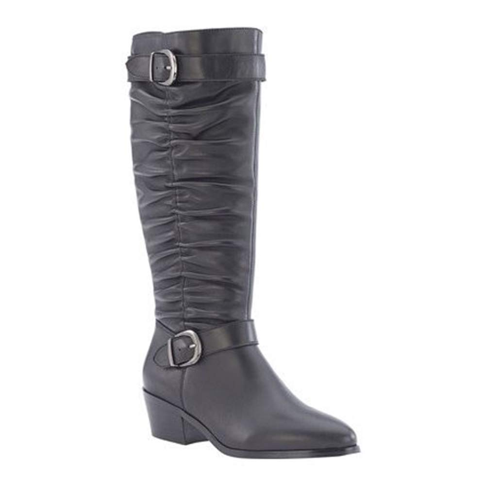 David Tate Fashion Frauen Cache Geschlossener Zeh Leder Fashion Tate Stiefel d26acd