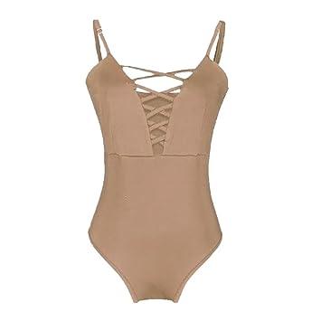 Amazon.com: Moda Mujer vestido sexy bañadores de, egmy nuevo ...