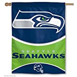 Seattle Seahawks 28 Inch x 40 Inch Banner