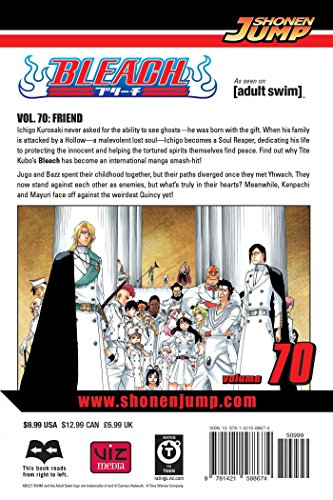Bleach, Vol. 70