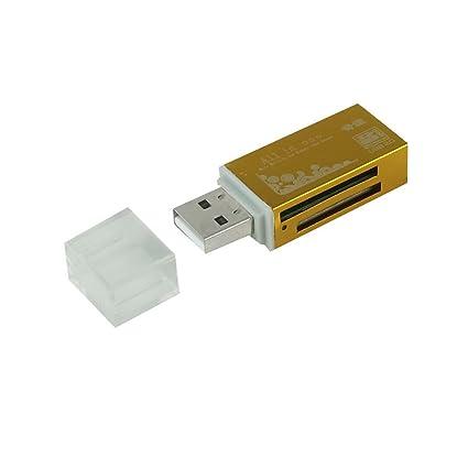 Shell plástico tapa transparente USB Tarjeta de memoria ...