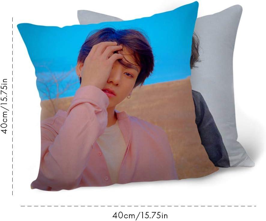 EisEyen BTS Pillow Bangtan Boys Boys