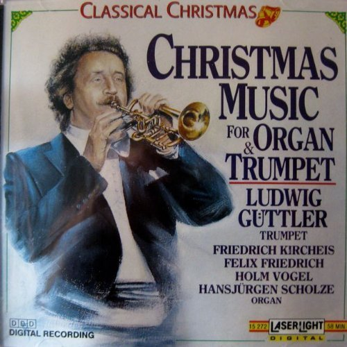 Classical Christmas Music for Trumpet & Organ
