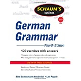 Schaum's Outline of German Grammar, 4ed (Schaum's Outline Series)by Elke Gschossmann...