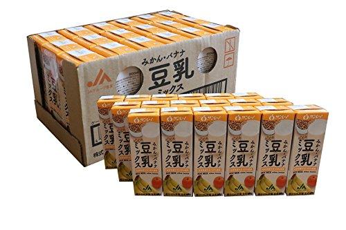 色々な JAさが JAさが 18本入 みかんバナナ豆乳ミックス 18本入 6箱セット 6箱セット B07F6454W2, バルボラフットボール:07743f48 --- svecha37.ru