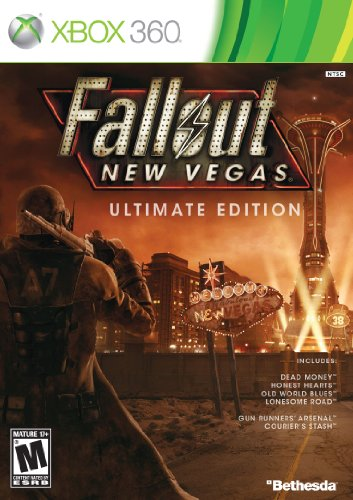 Fallout: New Vegas - Ultimate Edition (Xbox 360) by Bethesda (Fallout 3 Xbox 360)
