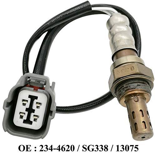 Automotive-leader 234-4620 Oxygen Sensor Upstream Sensor 1 for 1994-1997 Honda Accord 2.2L l4, 2000-2002 Honda Accord 2.3L l4, Downstream Sensor 2 for 2002 Honda CR-V, for 2000-2001 Honda Insight 1.0L