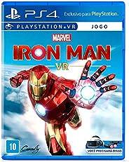 Jogo Marvel's Iron Man VR para PlayStation