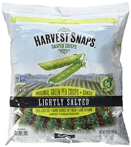 Baked Green Beans - Harvest Snaps Snapea Crisps, 20 oz.