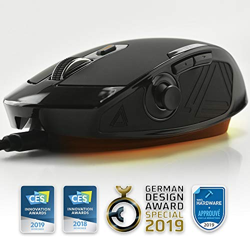 Lexip Gaming - Pu94 - 3d Wired Mouse (PC) (Change Keyboard From French To English Windows 8)