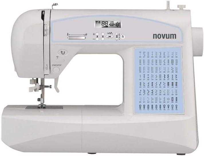 Jaguar Novum Primer 594 Máquina de coser Incluyendo paquete de ...
