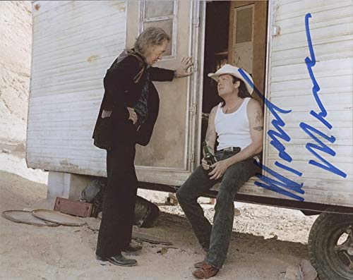 MICHAEL MADSEN as Budd – Kill Bill GENUINE AUTOGRAPH