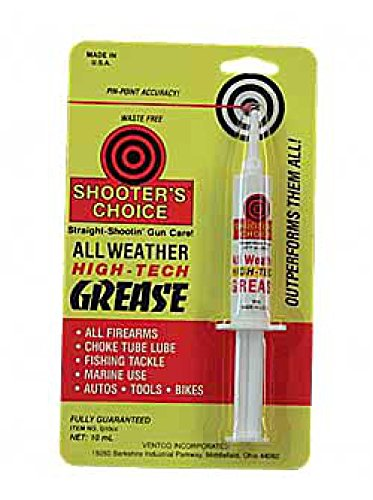 Shooters Choice G10CC High Tech Synthetic High Tech Grease - Hale Jag Parker