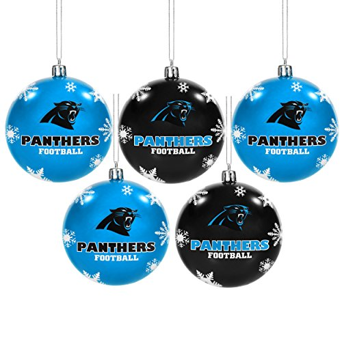 Carolina Panthers Christmas Ornaments: Amazon.com