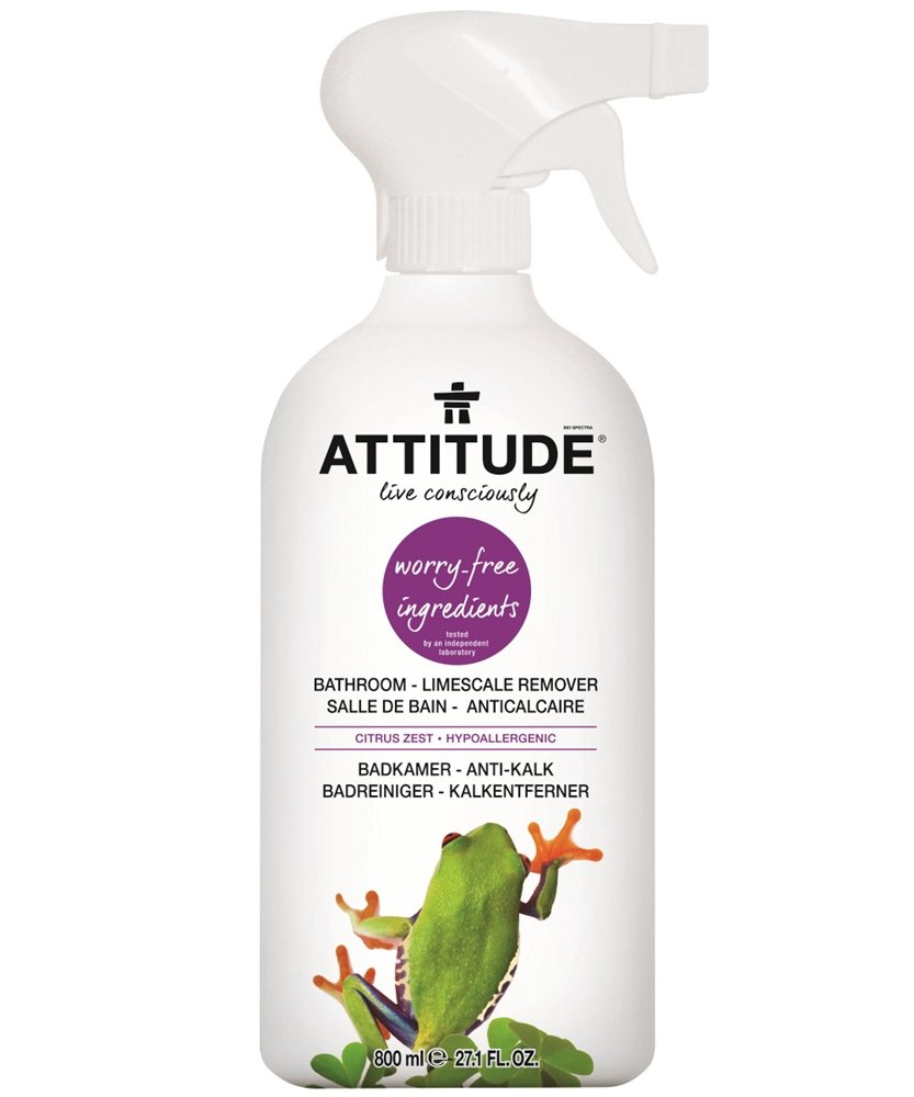 Attitude Bathroom Cleaner, 1er Pack (1x 800ml) A50480