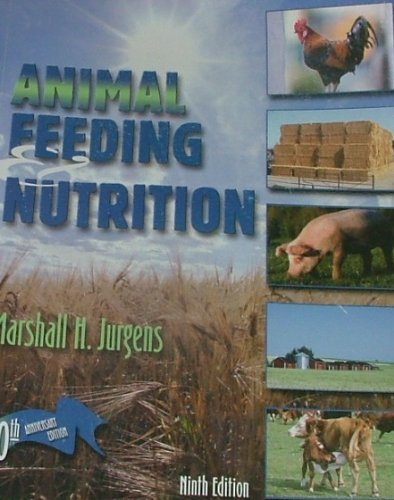 Animal Feeding and Nutrition -  Marshall H. Jurgens, Paperback