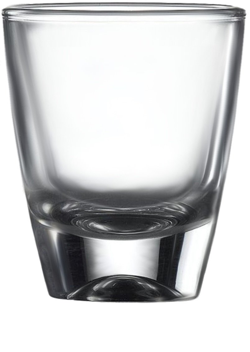 Circleware 42787 Tasters Shot Set of 6, Heavy Base Glassware Drinking Glass Cups for Whiskey, Vodka, Brandy, Bourbon, and Best Selling Liquor Beverage Bar Dining Decor Gifts, 1.5 oz