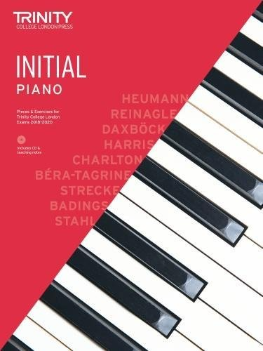 Read Online Piano Exam Pieces & Exercises 2018-2020 Initial, with CD & Teaching Notes (Piano 2018-2020) pdf