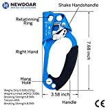 NewDoar Right Hand Ascender Rock Climbing Tree